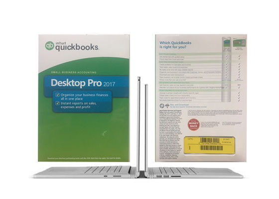 1-30 کاربر QuickBooks Desktop 2017 / Quickbooks Desktop Enterprise 2018