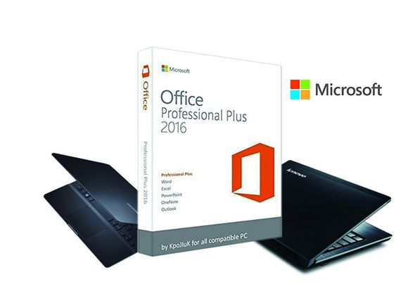 چین نسخه یواس بی نسخه 3.0 Office 2016 Professional FPP، خانم Office Professional Plus 2016 کارخانه