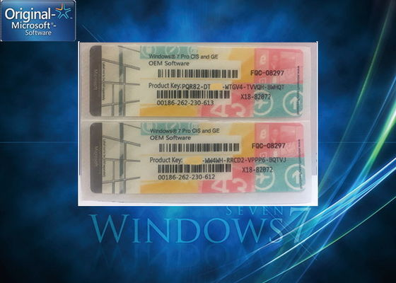 کلید واژه های کلیدی Windows 7 Professional / Windows 7 Coa License Key